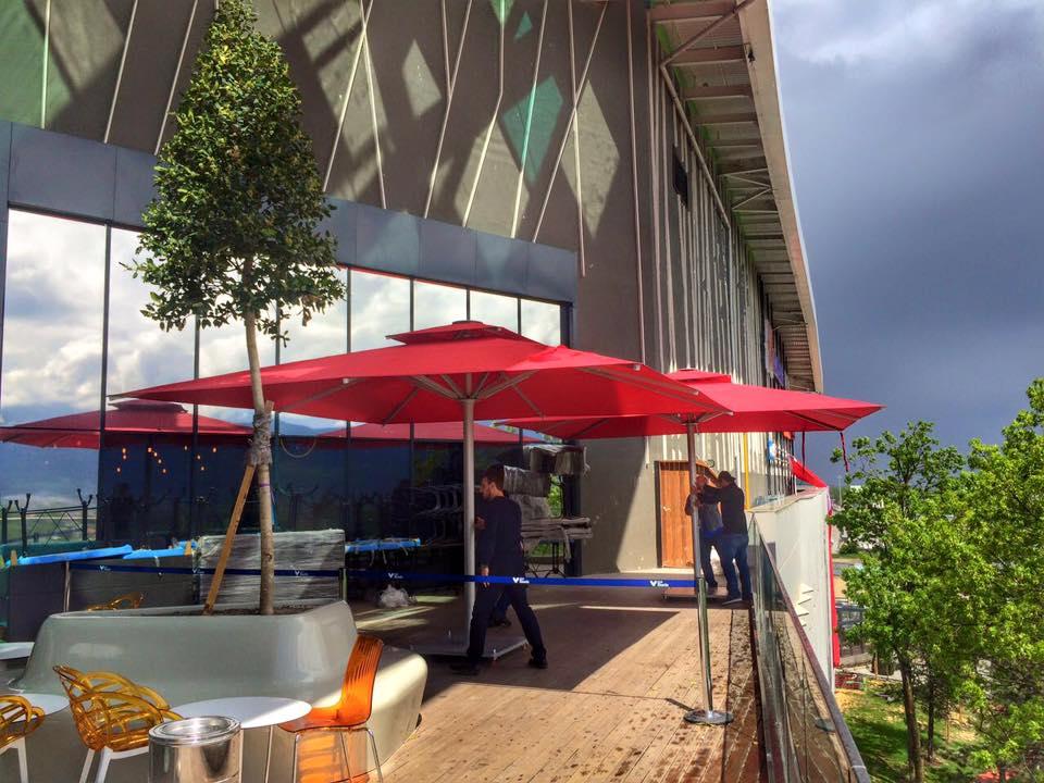 Bahçe Şemsiyesi-Kare Şemsiye-Cafe Şemsiyesi-Büyük Şemsiye-Teleskopik Şemsiye-Dış Mekan Şemsiye